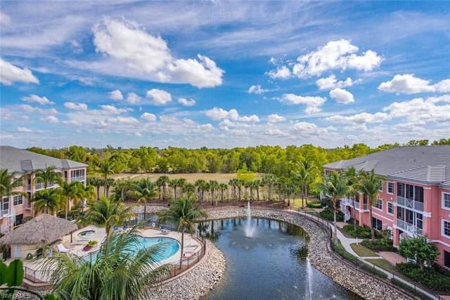 3901 Kens Way #3507, Bonita Springs, FL 34134 (MLS #220014488) :: Kris Asquith's Diamond Coastal Group