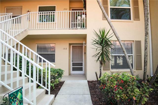 273 Robin Hood Cir #9-102, Naples, FL 34104 (#220015100) :: Caine Premier Properties
