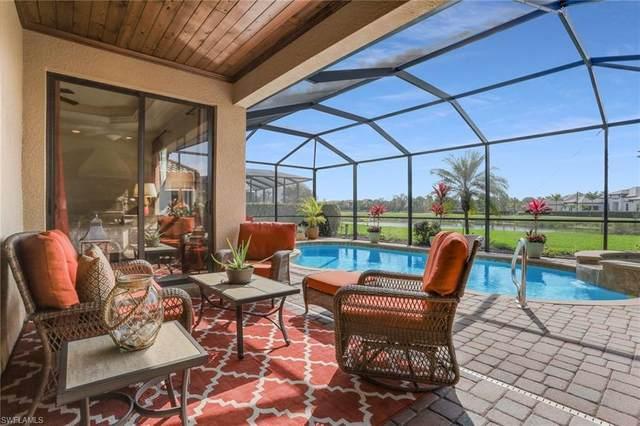 12518 Fenhurst Way, Naples, FL 34120 (MLS #220015174) :: #1 Real Estate Services