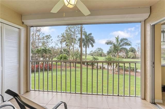 7300 Glenmoor Ln #1206, Naples, FL 34104 (MLS #220015377) :: #1 Real Estate Services