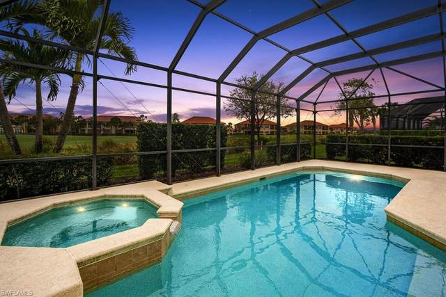 11833 Bramble Ct, Naples, FL 34120 (MLS #220015612) :: #1 Real Estate Services