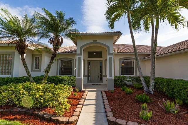 3422 Allegheny Ct, Naples, FL 34120 (#220016354) :: The Dellatorè Real Estate Group