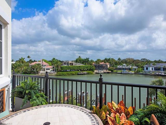 1400 Gulf Shore Blvd N #310, Naples, FL 34102 (MLS #220016562) :: #1 Real Estate Services