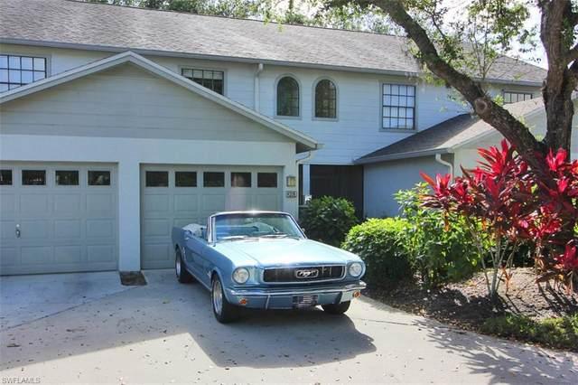820 Meadowland Dr 820 E, Naples, FL 34108 (MLS #220017125) :: #1 Real Estate Services