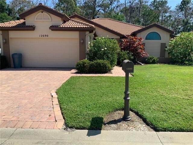 12690 Glen Hollow Dr, Bonita Springs, FL 34135 (MLS #220017400) :: #1 Real Estate Services