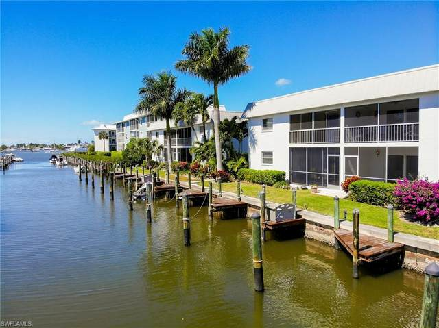 1320 Blue Point Ave #4, Naples, FL 34102 (MLS #220017762) :: Team Swanbeck