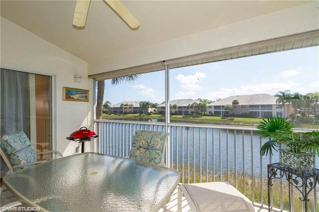 2230 Chesterbrook Ct 5-201, Naples, FL 34109 (MLS #220017950) :: #1 Real Estate Services