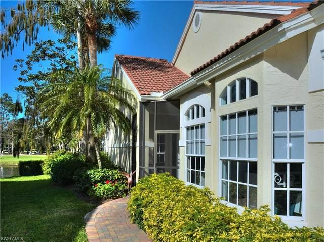 147 Amblewood Ln 3-301, Naples, FL 34105 (MLS #220018568) :: Clausen Properties, Inc.