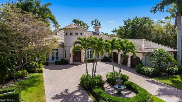 223 Audubon Blvd, Naples, FL 34110 (MLS #220018952) :: Clausen Properties, Inc.