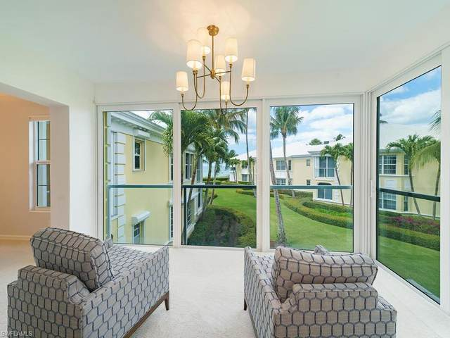 2601 Gulf Shore Blvd N #18, Naples, FL 34103 (MLS #220019079) :: The Naples Beach And Homes Team/MVP Realty