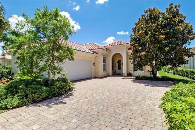 4021 Trinidad Way, Naples, FL 34119 (MLS #220019458) :: #1 Real Estate Services