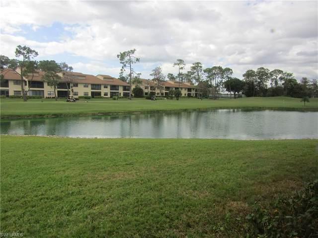 160 Fox Glen Dr 6-50, Naples, FL 34104 (MLS #220019575) :: Team Swanbeck