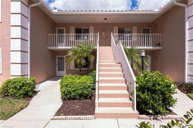 5908 Cranbrook Way I201, Naples, FL 34112 (MLS #220019859) :: Team Swanbeck