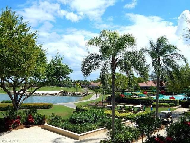 5693 Heron Ln #507, Naples, FL 34110 (MLS #220019876) :: #1 Real Estate Services