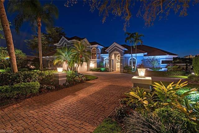 6919 Greentree Dr, Naples, FL 34108 (MLS #220020088) :: The Naples Beach And Homes Team/MVP Realty