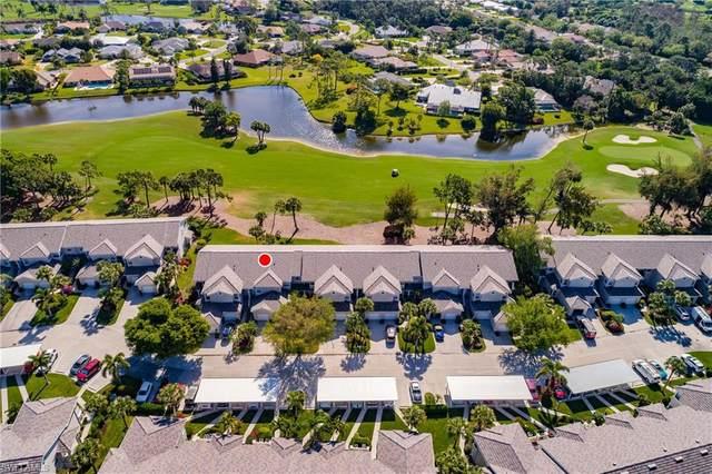 13100 Hamilton Harbour Dr G3, Naples, FL 34110 (#220020260) :: Caine Premier Properties