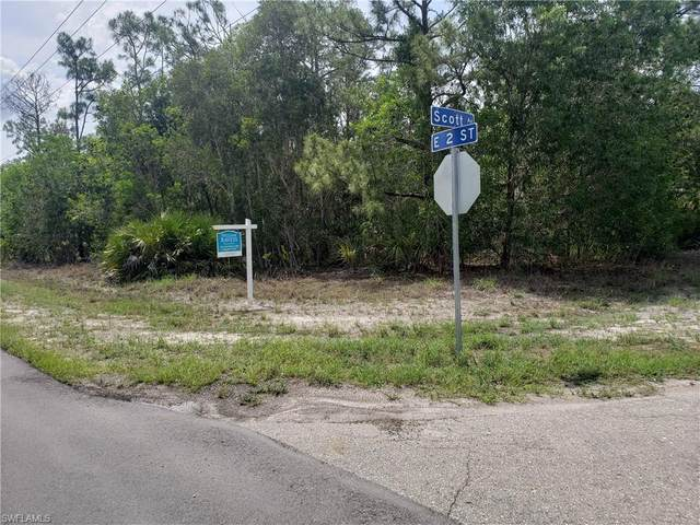 201 Scott Ave, Lehigh Acres, FL 33936 (MLS #220020631) :: RE/MAX Realty Group