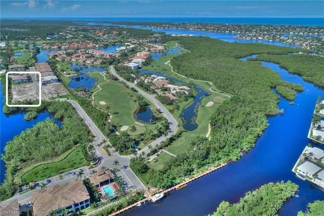 2488 Breakwater Way 13-101, Naples, FL 34112 (MLS #220020634) :: Team Swanbeck