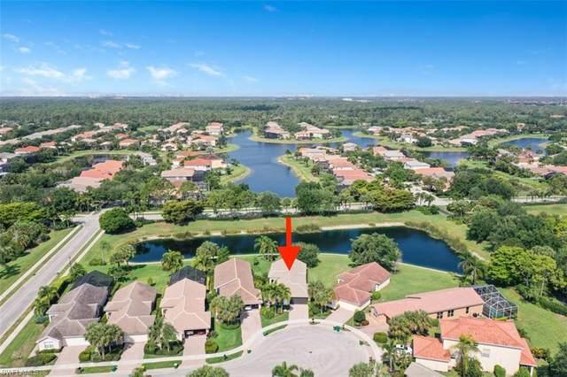 2077 Painted Palm Dr, Naples, FL 34119 (MLS #220020895) :: #1 Real Estate Services