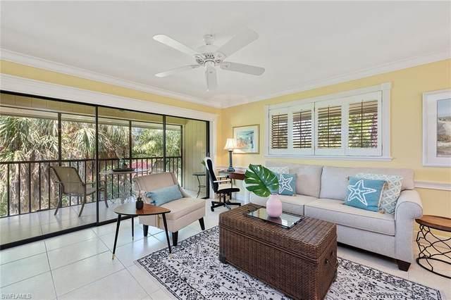 746 Eagle Creek Dr #204, Naples, FL 34113 (#220021446) :: Caine Premier Properties