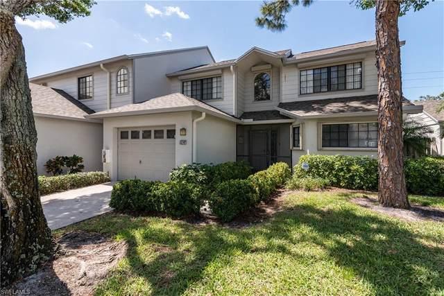 879 Meadowland Dr P, Naples, FL 34108 (MLS #220021971) :: #1 Real Estate Services