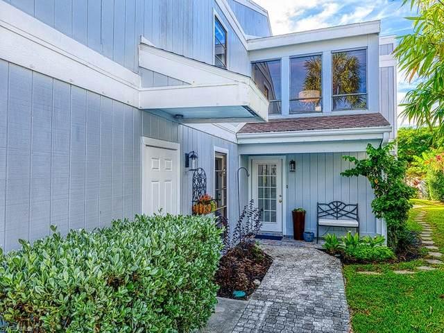 219 Woodshire Ln #32, Naples, FL 34105 (#220022129) :: Caine Premier Properties