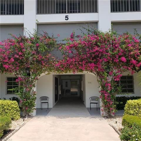5 High Point Cir W #302, Naples, FL 34103 (MLS #220022906) :: #1 Real Estate Services