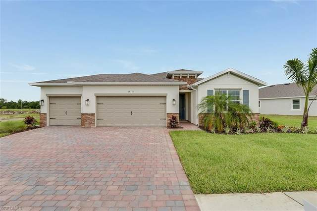 18121 Everson Miles Cir, North Fort Myers, FL 33917 (#220023271) :: Caine Premier Properties