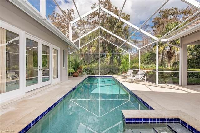 6833 Wellington Dr, Naples, FL 34109 (#220023389) :: Vincent Napoleon Luxury Real Estate