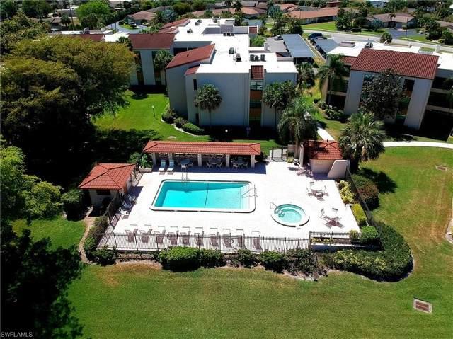 3615 Boca Ciega Dr #214, Naples, FL 34112 (MLS #220023977) :: #1 Real Estate Services