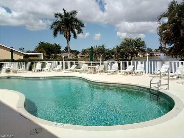 5514 Greenwood Cir #4, Naples, FL 34112 (MLS #220024369) :: Clausen Properties, Inc.