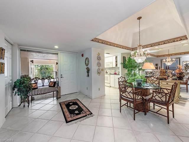 545 Lake Louise Cir 5-303, Naples, FL 34110 (MLS #220024541) :: #1 Real Estate Services
