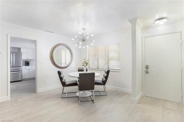 910 Vanderbilt Beach Rd 123W, Naples, FL 34108 (MLS #220025459) :: #1 Real Estate Services