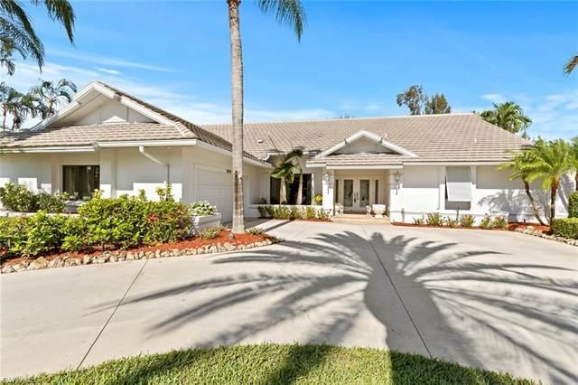 2219 Regal Way, Naples, FL 34110 (MLS #220027104) :: #1 Real Estate Services