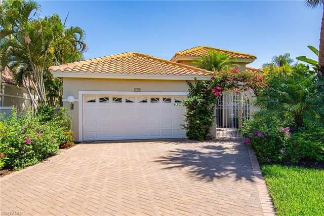 107 Via Napoli, Naples, FL 34105 (MLS #220027185) :: Clausen Properties, Inc.