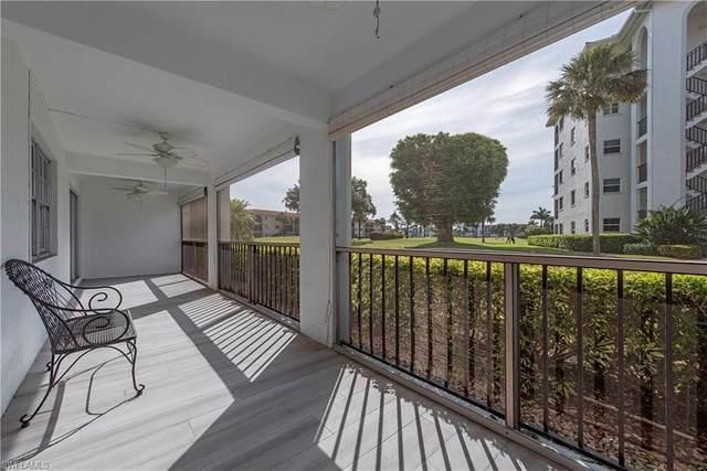 5 High Point Cir W #105, Naples, FL 34103 (MLS #220027579) :: #1 Real Estate Services