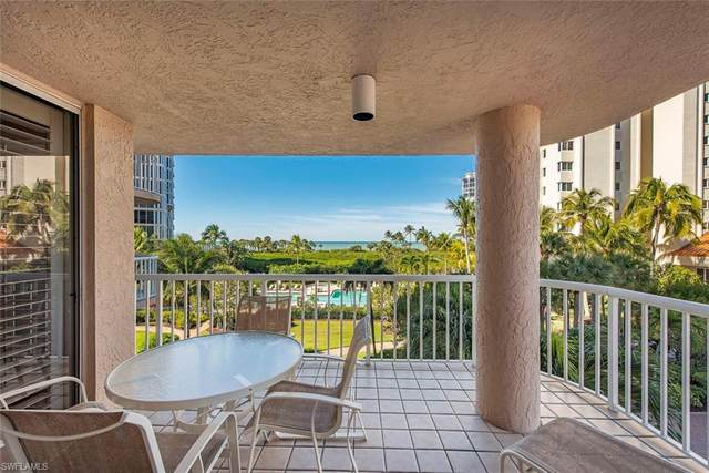 40 Seagate Dr #104, Naples, FL 34103 (#220028308) :: Equity Realty