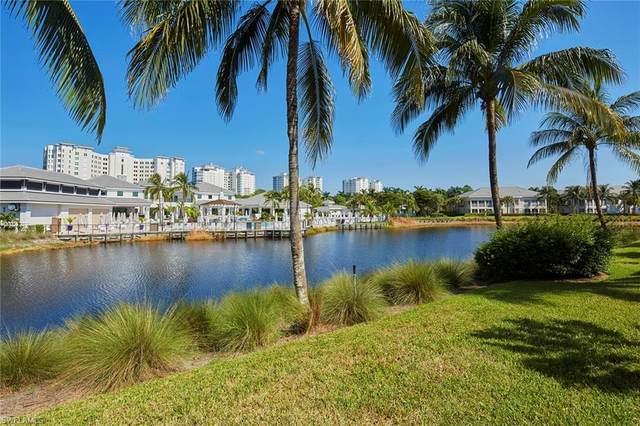 415 Sea Grove Ln #102, Naples, FL 34110 (MLS #220028337) :: #1 Real Estate Services