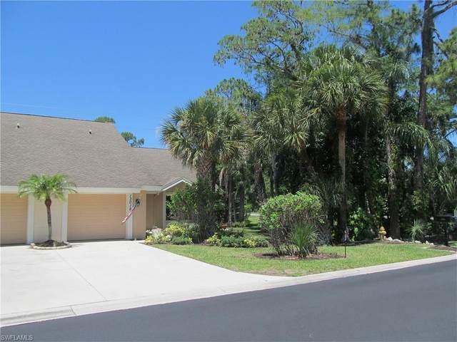 13018 Imperial Park Pl 1-R, Naples, FL 34110 (MLS #220029008) :: #1 Real Estate Services