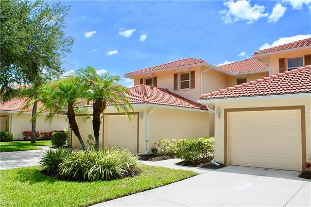 440 Robin Hood Cir #101, Naples, FL 34104 (MLS #220029364) :: #1 Real Estate Services