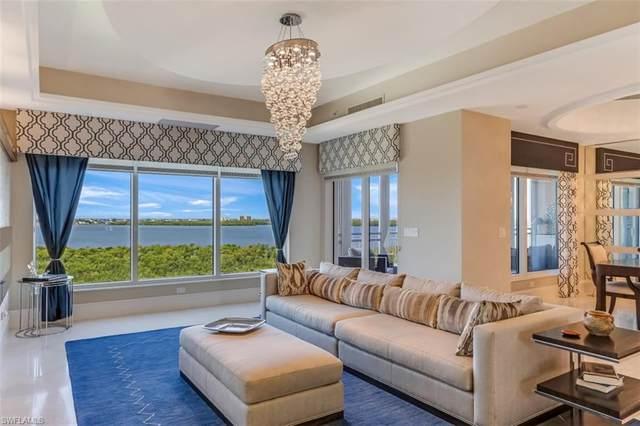 4851 Bonita Bay Blvd #702, Bonita Springs, FL 34134 (#220029623) :: The Dellatorè Real Estate Group