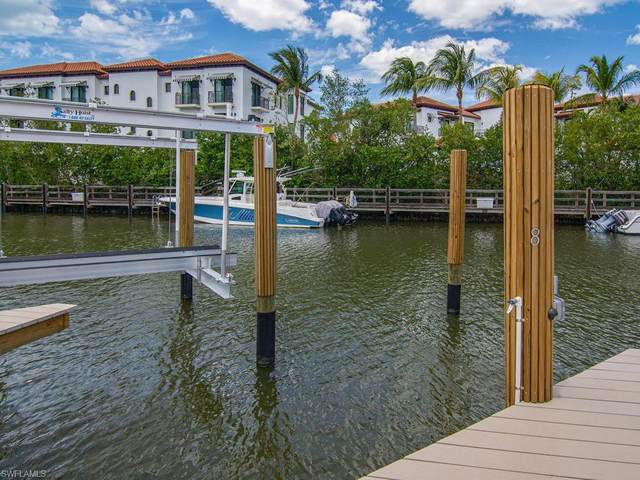 1405 Curlew Ave 3-2, Naples, FL 34102 (MLS #220030033) :: Team Swanbeck