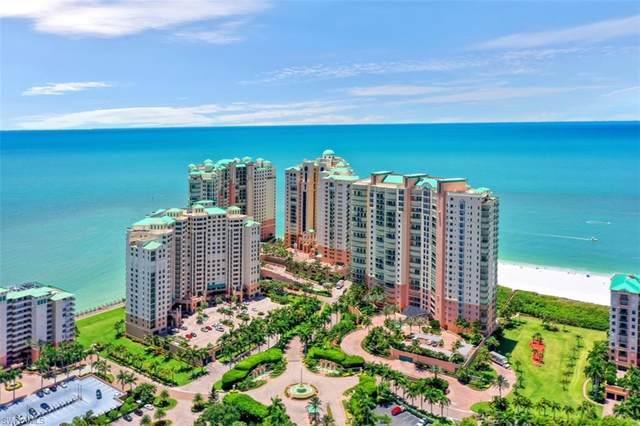 970 Cape Marco Dr #1106, Marco Island, FL 34145 (MLS #220030249) :: Florida Homestar Team