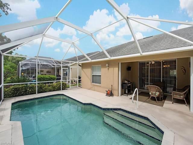8199 Ibis Cove Cir A-116, Naples, FL 34119 (MLS #220030807) :: Kris Asquith's Diamond Coastal Group