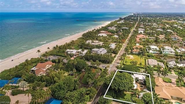 1835 Gulf Shore Blvd S, Naples, FL 34102 (#220030810) :: The Dellatorè Real Estate Group
