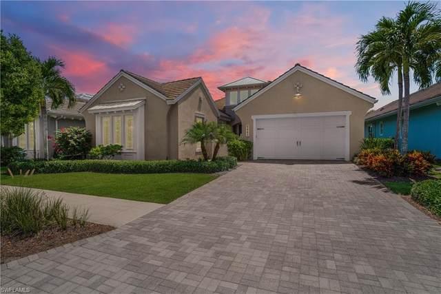 6445 Pembroke Way, Naples, FL 34113 (MLS #220031157) :: #1 Real Estate Services