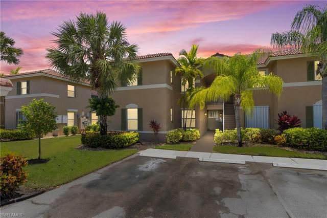 6600 Huntington Lakes Cir #101, Naples, FL 34119 (MLS #220031922) :: Team Swanbeck