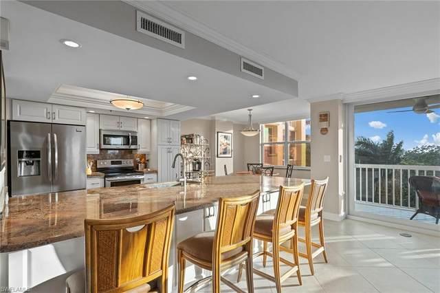 6585 Nicholas Blvd #305, Naples, FL 34108 (MLS #220031940) :: #1 Real Estate Services
