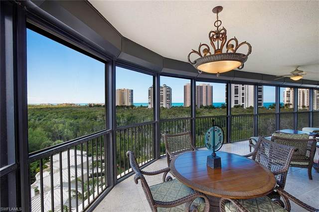 8930 Bay Colony Dr #601, Naples, FL 34108 (MLS #220031988) :: #1 Real Estate Services