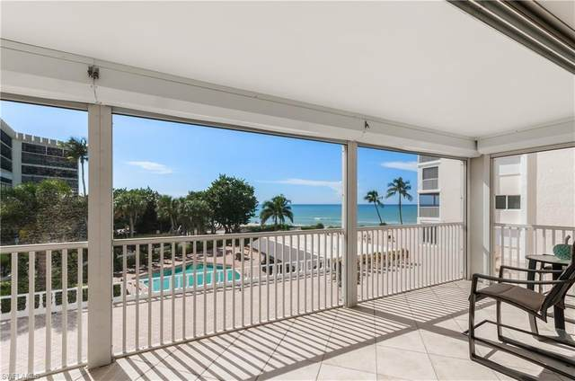 3401 Gulf Shore Blvd N #205, Naples, FL 34103 (MLS #220032149) :: #1 Real Estate Services